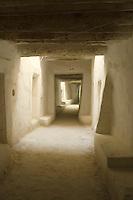 Ghadames, Libya - Jarasan Street, Tunnel Passageways