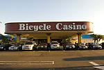 Exterior of Bicycle Casino