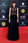 53 FESTIVAL INTERNACIONAL DE CINEMA FANTASTIC DE CATALUNYA. SITGES 2020.<br /> Red Carpet Gala Inauguracion.<br /> Aura Garrido.