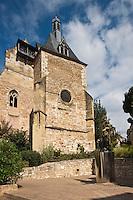 Europe/France/Aquitaine/24/Dordogne/Bergerac: La place Pélissière et l'église Saint-Jacques