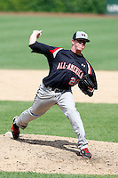 August 8, 2009:  Pitcher Andrew Smith (20) of the Baseball Factory team during the Under Armour All-America event at Wrigley Field in Chicago, IL.  Photo By Mike Janes/Four Seam Images