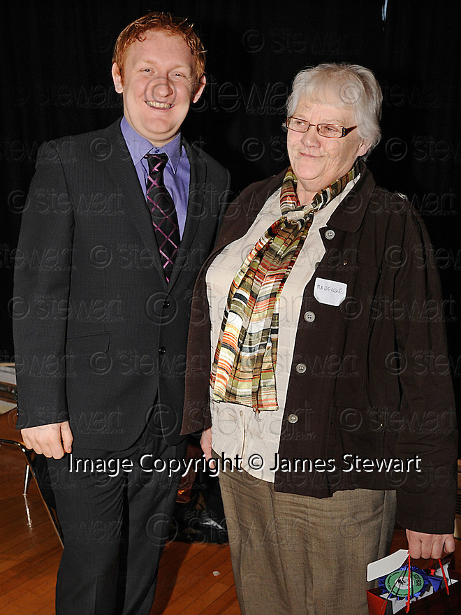 14/12/2010  Copyright  Pic : Lisa Ferguson / JSP.039_christmas_seminar_2010  .::  FALKIRK COUNCIL ::  LITTER STRATEGY :: CHRISTMAS SEMINAR 2010  ::  CONSISTENT CAMPAIGNER AWARD :: MADELENE HUNT  ::.