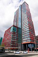 Nederland Almere 2019. WTC Carlton Tower. Foto Berlinda van Dam / Hollandse Hoogte