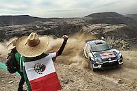 LATVALA <br /> Rally Messico 2016 <br /> Foto Andre Lavadinho / Panoramic / Insidefoto