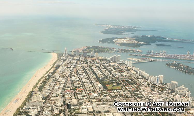 """""""South Beach"""" by Art Harman"""