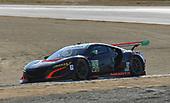 IMSA WeatherTech SportsCar Championship<br /> AMERICA'S TIRE 250<br /> Mazda Raceway Laguna Seca<br /> Monterey, CA USA<br /> Sunday 24 September 2017<br /> 93, Acura, Acura NSX, GTD, Andy Lally, Katherine Legge<br /> World Copyright: Richard Dole<br /> LAT Images<br /> ref: Digital Image RD_LS_17_259