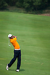 Leon Phillip D'Souza of Hong Kong in action on day 3 of the 9th Faldo Series Asia Grand Final 2014 golf tournament on March 20, 2015 at Faldo course in Mid Valley Golf Club in Shenzhen, China. Photo by Xaume Olleros / Power Sport Images