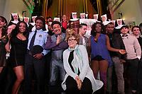 la comedie musicale Rock'N Nonnes, mise en scene par Denise Filliatrault en 2014<br /> <br /> PHOTO D'ARCHIVE: agence Quebec Presse