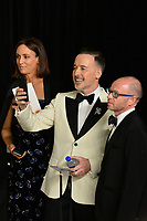 LOS ANGELES, USA. February 09, 2020: David Furnish at the 92nd Academy Awards at the Dolby Theatre.<br /> Picture: Paul Smith/Featureflash