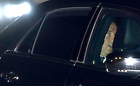 Italian Premier Matteo Renzi arrives at the Quirinale presidential palace to meet president Sergio Mattarella, in Rome, 5 December 2016. <br /> UPDATE IMAGES PRESS/Isabella Bonotto