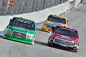 #41: Ben Rhodes, ThorSport Racing, Ford F-150 Alpha Energy Solutions, #54: David Gilliland, DGR-Crosley, Toyota Tundra Frontline Enterprises Inc/CROSLEY Brands