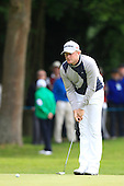 Jamie DONALDSON (WAL) during round 1 of the 2015 BMW PGA Championship over the West Course at Wentworth, Virgina Water, London. 21/05/2015<br /> Picture Fran Caffrey, www.golffile.ie: