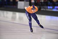 SPEEDSKATING: CALGARY: Olympic Oval, 02-03-2019, ISU World Allround Speed Skating Championships, 3000m Ladies, Antoinette de Jong (NED), ©Fotopersburo Martin de Jong