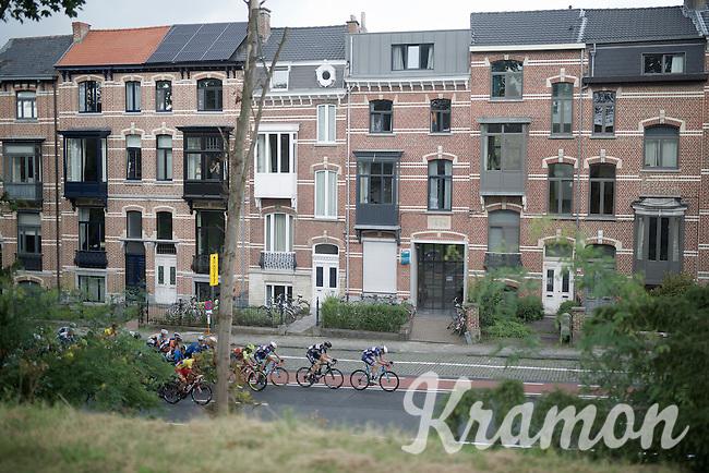 racing around the city of Leuven<br /> <br /> 50th GP Jef Scherens 2016