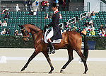 April 24, 2014: Seacookie TSF and William Fox-Pitt during Day 1 of Dressage at the Rolex Three Day Event in Lexington, KY at the Kentucky Horse Park.  Candice Chavez/ESW/CSM