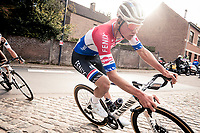 Dutch National Champion Mathieu Van der Poel (NED/Alpecin-Fenix) <br /> <br /> 60th De Brabantse Pijl 2020 - La Flèche Brabançonne (1.Pro)<br /> 1 day race from Leuven to Overijse (BEL/197km)<br /> <br /> ©kramon