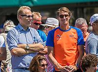 London, England, 5 th July, 2017, Tennis,  Wimbledon, Paul Haarhuis<br /> Photo: Henk Koster/tennisimages.com