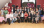 Rita Maguire 50th in The Thatch