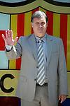 Presentation of Gerardo 'Tata' Martino as coach of FC Barcelona.