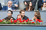 XXX during  TPA Finals Mutua Madrid Open Tennis 2016 in Madrid, May 08, 2016. (ALTERPHOTOS/BorjaB.Hojas)