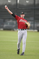 March 16th 2008:  Colt Adams of the Houston Astros minor league system during Spring Training at Osceola County Complex in Kissimmee, FL.  Photo by:  Mike Janes/Four Seam Images