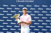 Ballantine's Championship 2013 Sunday, Round 4. Brett Rumford