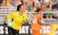 Jillian Loyden..Saint Louis Athletica defeated Sky Blue F.C 1-0, at Anheuser-Busch Soccer Park, Fenton, MO.