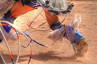 Hoop Dancer - Native American Dance - Arizona