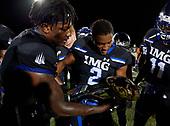 TRU Prep Academy Saints vs IMG Ascenders Varsity Football on November 20, 2020 in Bradenton, Florida. (Mike Janes Photography)