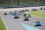 Mini Challenge : Donington Park : 25/26 April 2015