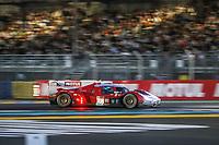 #708 GLICKENHAUS RACING (USA) - GLICKENHAUS 007 LMH HYPERCAR - LUIS FELIPE DERANI (BRA)/ FRANCK MAILLEUX (FRA) / OLIVIER PLA (FRA)
