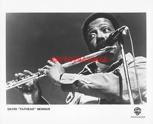 David Fathead Newman..photo from promoarchive.com/ Photofeatures....