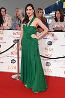 Lilah Parsons<br /> arriving for the National Television Awards 2021, O2 Arena, London<br /> <br /> ©Ash Knotek  D3572  09/09/2021