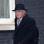 Day before the Budget 2013J..Vince Cable outside Downing Street today 19.3.13.....Pic by Gavin Rodgers/Pixel 8000 Ltd