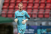 Lewis Thomas of Forest Green Rovers during Leyton Orient vs Forest Green Rovers, Sky Bet EFL League 2 Football at The Breyer Group Stadium on 23rd January 2021