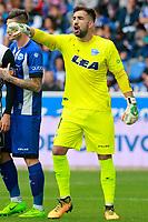 Deportivo Alaves' Fernando Pacheco during La Liga match. October 28,2017. (ALTERPHOTOS/Acero) /NortePhoto.com