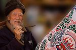 Lantern-maker Wu Duen-How in Lu Gang, Taiwan
