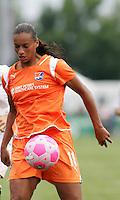 Rosana..Saint Louis Athletica defeated Sky Blue FC 1-0 at Anheuser-Busch Soccer Park, Fenton, Missouri.