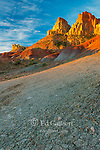 Sunrise, Bentonite Hills, Circle Cliffs, Grand Staircase-Escalante National Monument, Utah