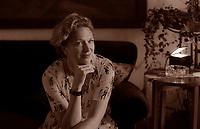 Jessica Fellowes is the author of The Mitford Murders, niece of Julian Fellowes and a public speaker on Downton Abbey in the UK and USA. Jessica Fellowes, nipote dell'acclamato autore britannico Julian Fellowes, è scrittrice e giornalista, conosciuta per essere l'autrice di cinque libri sui retroscena. Mantova 8 settembre 2018. © Leonardo Cendamo
