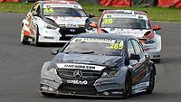 2021 TCR UK Championship. #285. Darreon Lewis. Team HARD. Mercedes Benz A Class