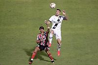 Campinas (SP), 04/09/2020 - Ponte Preta - Botafogo - Matheus Peixoto da Ponte Preta. Partida entre Ponte Preta e Botafogo pelo Campeonato Brasileiro 2020 da serie B, nesta sexta-feira (04), no Estadio Moisés Lucarelli, em Campinas (SP).