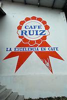 Cafe Ruiz, Coffee Plantation and Finca, Boquete, Panama.  La Excelencia En Cafe