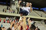 CE L'Hospitalet vs SD Eibar SAD: 0-1 - LFP Play-Off Ascenso 2A - Vuelta.