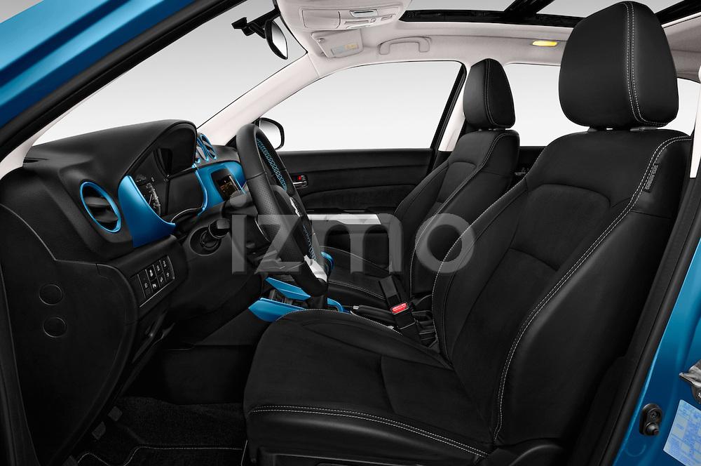 Front seat view of a 2015 Suzuki Vitara Lux Extra 5 Door SUV front seat car photos