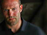 British actor Jason Statham outside BWR Wednesday in Beverly Hills August 23, 2006. He is starring in a new film called Crank where he plays a hitman given a chinese poison that will kill him within an hour unless he keeps moving.