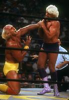 Hulk Hogan Ric Flair, 1994, Photo By John Barrett/PHOTOlink