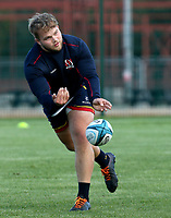 Tuesday 5th October 2021<br /> <br /> Callum Reid during Ulster Rugby training at Newforge Country Club, Belfast, Northern Ireland. Photo by John Dickson/Dicksondigital