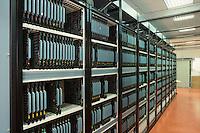 - phone digital central of the Telecom company....- centrale telefonica digitale della compagnia Telecom