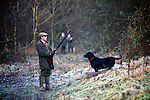 Pix: Shaun Flannery/sf-pictures.com..COPYRIGHT PICTURE>>SHAUN FLANNERY>01302-570814>>07778315553>>..24th January 2009..........Brodsworth game shoot